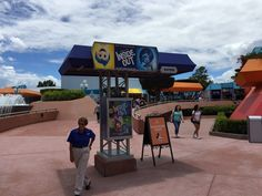 """PHOTOS, REVIEW: PIXAR """"Inside Out"""" Preview Opens at Epcot"""