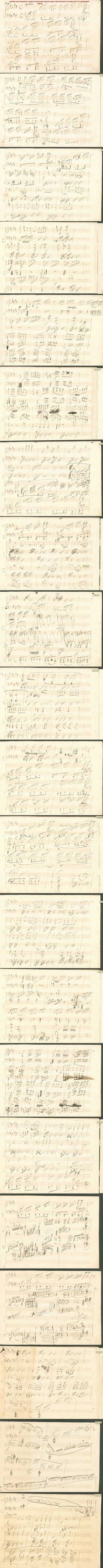 14 Best Beethoven images in 2015 | Sheet music, Calligraphy