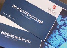 "Pieghevole ""MASTER MBA"""