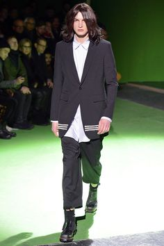 Comme des Garçons Fall 2013 Menswear Collection Slideshow on Style.com