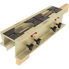 General Tools & Instruments 870 EZ Pro Plantilla para uniones de caja y espiga: Amazon.com.mx: Herramientas y Mejoras del Hogar