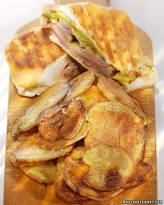 This delicious -- and simple to make -- Cuban sandwich is sure to become a family favorite.
