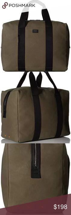 Jack Spade Weekender Bag Canvas Bags Travel Bags