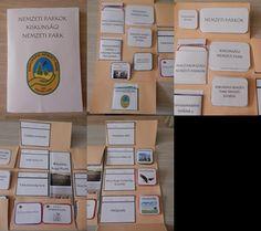 Kiskunsági Nemzeti Park Lapbook