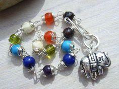 "AprilSchrill Chakra Armband 925er Silber ""Happy"" von garden of shambala auf DaWanda.com"