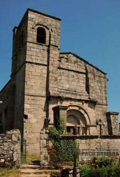 Igrexa de Santiago de Barbadelo Notre Dame, Building, Travel, Norte, Drive Way, Santiago, Buildings, Viajes, Destinations
