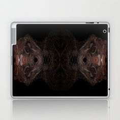 T-Rex Abstract Laptop & iPad Skin by Noelle Fontaine - $25.00