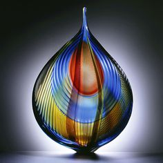 Mandera blown glass. Amazing
