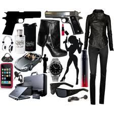spy outfits  sc 1 st  Pinterest & DIY Secret Spy Kit. Most items can be found at a dollar store ...