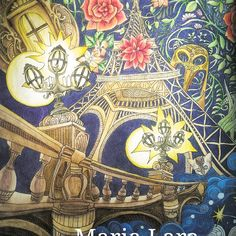 Magical Christmas By Lizzie Cullen I Saw Three Ships Coloured Prue From Colouring With