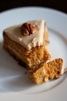 Le gâteau aux carottes parfait | Cuisine en scène - CotéMaison.fr