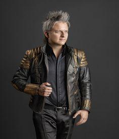 Balázs Havasi hungarian pianist World Famous, Orchestra, Hungary, Martial Arts, Journey, Leather Jacket, Artist, People, Studded Leather Jacket