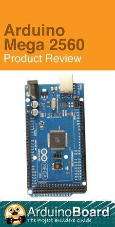 Arduino Mega 2560 :: Arduino Board Review - CLICK HERE for Review http://arduino-board.com/boards/arduino-mega-2560