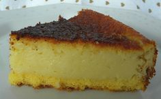 Cheesecake, Desserts, Food, Bananas, Corn Souffle, Cake Recipes, Tasty Food Recipes, Food Cakes, Pizza