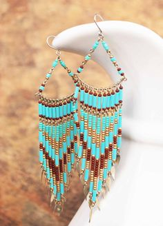 NATIVE AMERICAN SETBeautiful necklace and matching by JBeseda, $68.95
