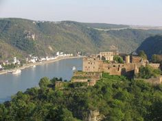St. Goar Fort, Germany