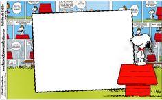 Snoopy card printable
