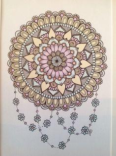 Original Mandala Art, Acrylic and Pen Painting, Pastel Colours with Black Line… Pen Tattoo, Tattoo Drawings, Dot Painting, Painting & Drawing, Mehndi, Gel Pen Art, Mandalas Drawing, Zentangle Patterns, Zentangles