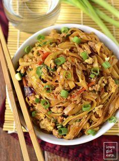 Potsticker Noodles B