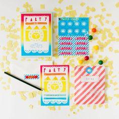 Yellow Owl Workshop Party Kits