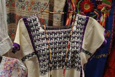 huipil oaxaca mexico | Flickr - Photo Sharing!
