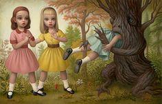 BetweenMirrors.com | Reflections In Art + Culture: Mark Ryden - King of Pop Surrealism