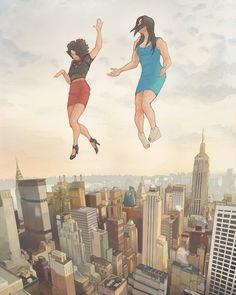 """Broad City """"We are like feminist heroes right now."""""""