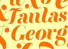 Pyes Pa Font Family by Tim Donaldson