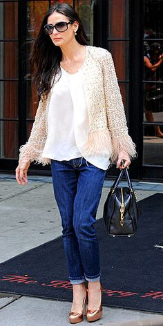 PeopleStyleWatch: Demi Moore