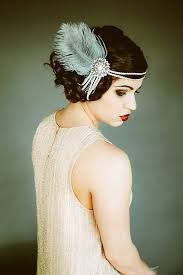 1920 hair piece - Google Search