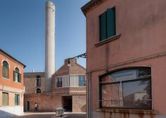 Studio Macola converts factory into homes in Venice
