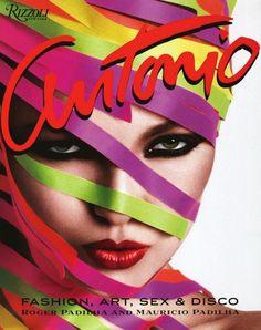 Antonio. Fashion, Art, Sex & Disco.