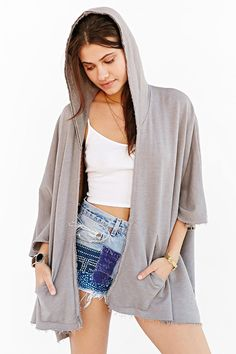 Truly Madly Deeply Parachute Cardigan