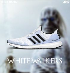 official photos e218e edacf adidas x Game of Thrones Collection Will Include adidas Ultra Boost White  Walkers