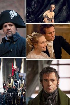 Les Miserables One of the best musicals ever! Jean Valjean, Les Miserables, Movies Showing, Movies And Tv Shows, Chef D Oeuvre, Star Wars, About Time Movie, Hugh Jackman, Musical Theatre