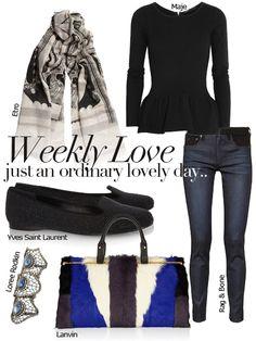 Weekly Love 'Ordinary'
