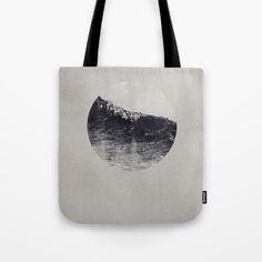 AQUA / 2 Tote Bag by DANIEL COULMANN   Society6