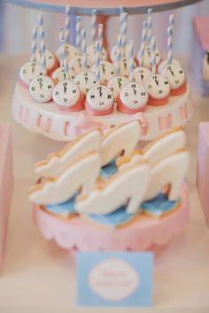 Festa de aniversário: Cinderela!