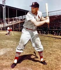 baseball lefty Joe Cunningham, DOB 27th Aug