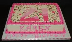 decorated sheet cakes - Bing images