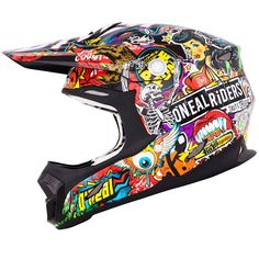 Oneal 7 Series Crank Motocross Helmet  Description: The O'Neal 7 Series 2014 Crank Helmet is packed with       features…              Specifications include                      Polycarbonate shell – For maximum protection from a super         lightweight helmet                    13 vents and oversized EPS channels...  http://bikesdirect.org.uk/oneal-7-series-crank-motocross-helmet-3/