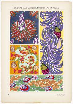 design-is-fine:  E. A. Seguy, Floréal,Floral design & New colors, 1920s. Published by A. Calavas. Via Wolfsonian.