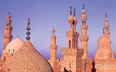 Spread of Islam- Mosque in Cairo