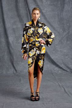 Moschino Resort 2016 Fashion Show: Complete Collection - Style.com
