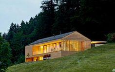 HÄUSER AWARd 2011 1. Preis Hanghaus im Vorarlberg
