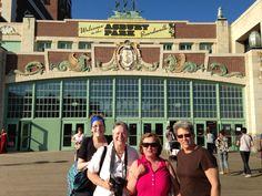 Marilyn, Eileen, Paula, Jackie Asbury Park Fall 2013 - celebrated Marilyn's birthday