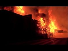 Gatlinburg And Pigeon Forge Fire Wildfire USA .. - YouTube