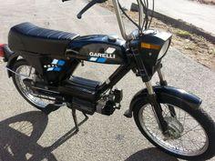 85 garelli moped sslx top tank