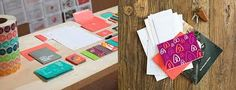 Image result for airbnb branding colors