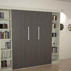 Murphy Bed Design Ideas hidden wall bed shelving units Murphy Bed Ideas Design Ideas Pictures Remodel And Decor Page 4